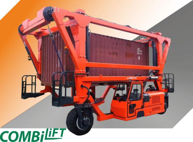 SC-Serie | Straddle Carrier