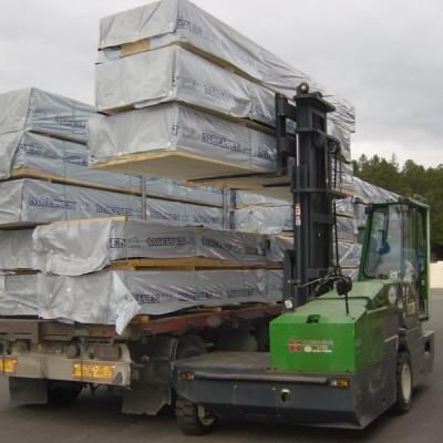 SL beim Warentransport