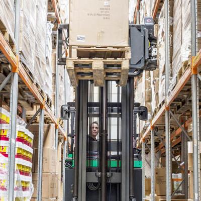 Lagertechnik Mitsubishi Forklift Trucks
